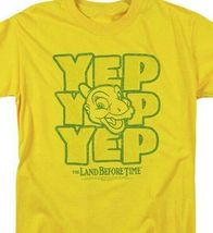 The Land Before Time t-shirt Ducky Yep Yep Yep retro graphic tee UNI737 image 3