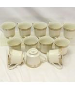 Mikasa Richelieu Cups Lot of 12 - $45.07