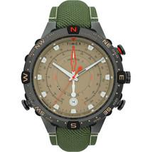 Timex Allied 45mm Tide Temp Compass - Gunmetal  Tan [TW2T76500JV] - $187.40