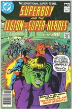 Superboy Comic Book #256 DC Comics 1979 FINE+ - $4.75