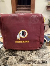 Washington Redskins NFL Cooler Messenger Bag Backpack - $50.00