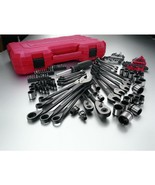 Craftsman 115 Piece Universal Mechanics Tool Set w/ Carrying Case - $257.39