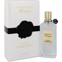 Viktor & Rolf Magic Liquid Diamonds Perfume 2.5 Oz Eau De Parfum Spray image 5