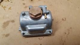 1976 1977 1978 1979 Yamaha YZ100 carburetor float bowl chamber w/ drain plug cap - $19.80