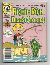 Richie Rich Digest Stories Magazine #7 - Harvey File Copy - NM- 9.2 - Ca... - $6.71