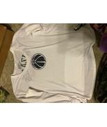 NBA Washington Wizards Women's Core Athletic White Mesh Long Sleeve T-Sh... - $118.00
