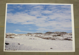 1/35 Scale platform scene, model shooting special background  cloth,Snow - $16.99