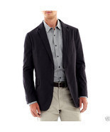 Claiborne Galaxy Grey Button-Front Blazer Sports Jacket Sizes 40, 42 - £23.69 GBP
