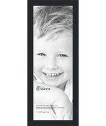 ArtToFrames 9x25 inch Black Picture Frame, 2WOMFRBW72079-9x25 - $34.27