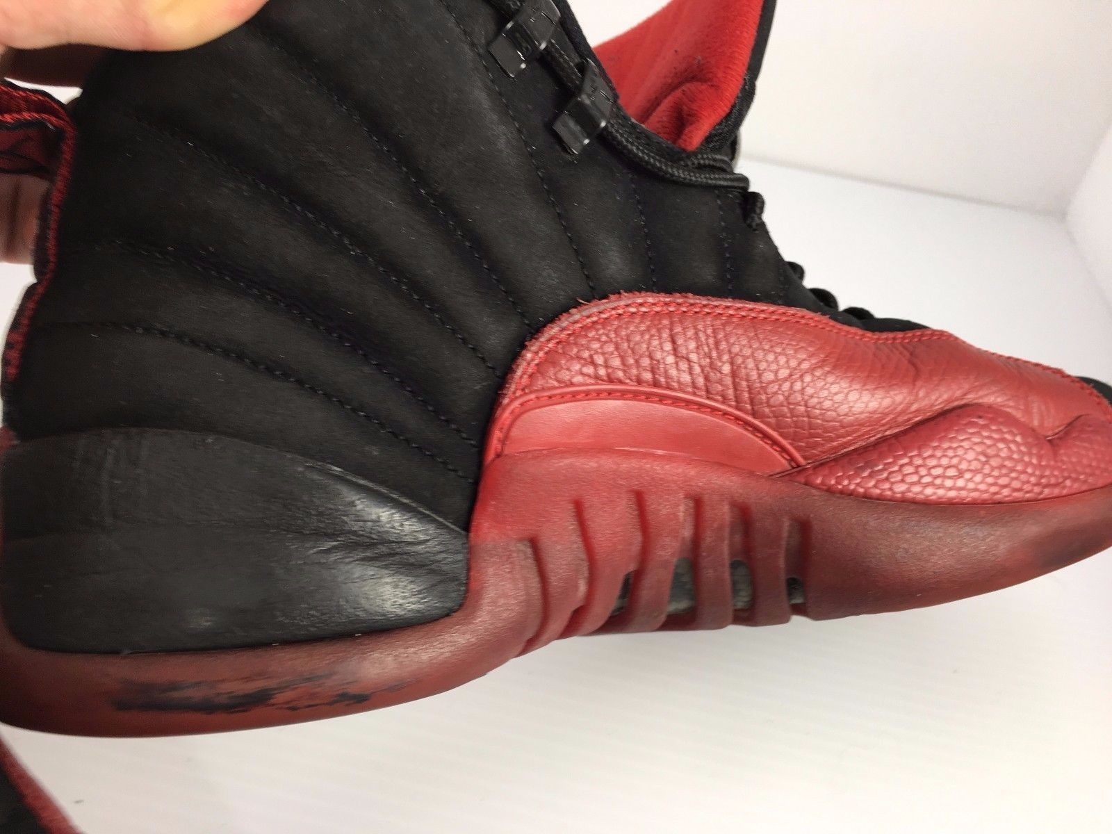 sports shoes b0bf7 7814a ... Men s Nike Air Jordan XII 12