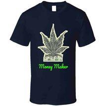Money Maker 420 Canna T Shirt image 7