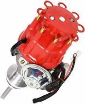 Chrysler Dodge Mopar BB R2R Distributor 413 426 440 8mm Spark Plug 45K Volt Coil image 2