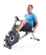 Weslo Pursuit G 3.1 Recumbent Exercise Bike LCD Window Display For Work ... - $210.00