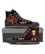 Naruto #1 - Canvas Printed Shoes - $49.99+