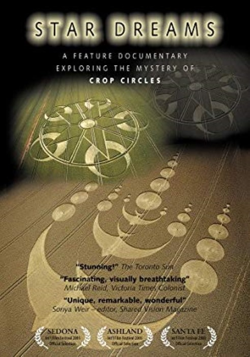 Star Dreams; A Feature Documentary Exploring the Mystery of the Crop Circles Dvd