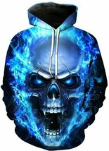 Volanic 3D Hoodie All Over Printed S-5XL Fathers Day, Mothers Day Gift - $37.17+