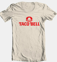 Taco Bell T-shirt retro 1980's logo fast food restaurant 100% cotton graphic tee image 2