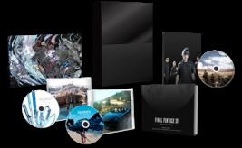 Final Fantasy Xv: Super Deluxe Boxset Blu-ray Limited Edition - $165.00