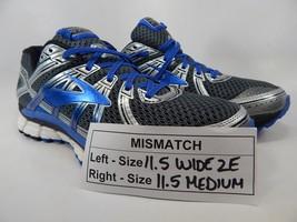 MISMATCH Brooks GTS 17 Size 11.5 2E WIDE Left & Size 11.5 M D Right Men's Shoes