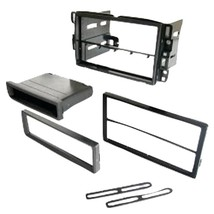 Best Kits and Harnesses BKGMK317 Chevrolet 2006-2016 Double-DIN/Single-D... - $25.63