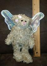 "Ty Attic Treasures, Rafaella 8 1/2"" Plush Angel Bear, Jointed 1993 w/TAGS! - $4.99"