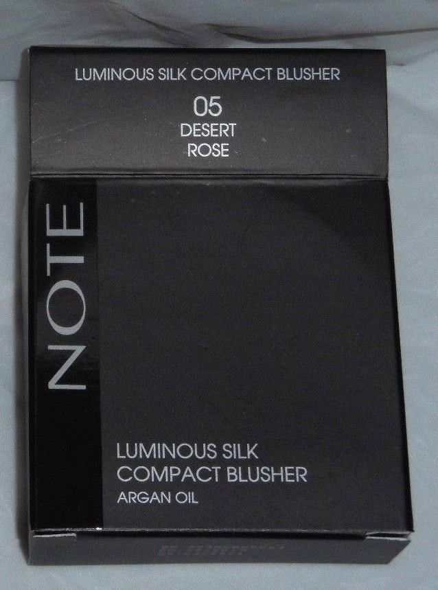 Note Luminous Silk Compact Blush Desert Rose New Full Size