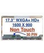"""N173FGE-E23 Chi Mei 17.3"""" HD+ WXGA+ NEW eDP LED LCD Screen 1600 X 900 - $88.88"""