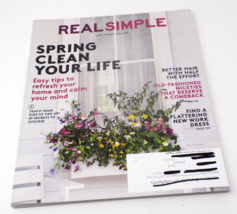 Real Simple Magazine - April 2016 - By Time  * - $13.50