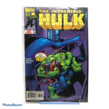 Marvel Comics The Incredible Hulk Jun 1998 #465 David Brewer Pepoy - $6.00