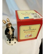 "Royal Doulton Bunnykins DB 214 ""Lawyer Bunnykins"" Collectors 4 1/2"" w/ Box - $42.22"