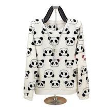 Fashion Brand Harajuku Cute panda harajuku hoody sweatshirt for Women 20... - $18.10