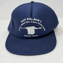 Vintage Boo Boo Bob's SnapBack Hat  - $12.86