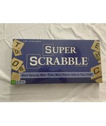 Super Scrabble Crossword Family Board Game Hasbro - BRAND NEW, SEALED - $66.49