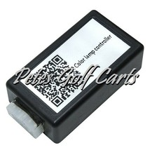 EZGO Express Golf Cart RBGW LED Light Kit Bluetooth Controller Module - $59.39