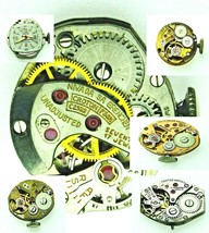 CROTON Old, Antique, Vintage Winding Watch Movement For Parts or Repair ... - $9.49+
