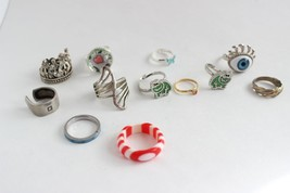 Vintage and Modern Ring Lot - $8.90