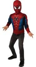 Spider-man Fiber Optic Costume Top - Child - $21.77