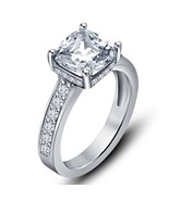 1.30 Ct Diamond Engagement Round Cut Pinky Band Ring Mens 14K White Gold... - $79.82