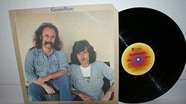 Whistling Down The Wire LP (Vinyl Album) US Abc 1976 [Vinyl] Crosby-Nash
