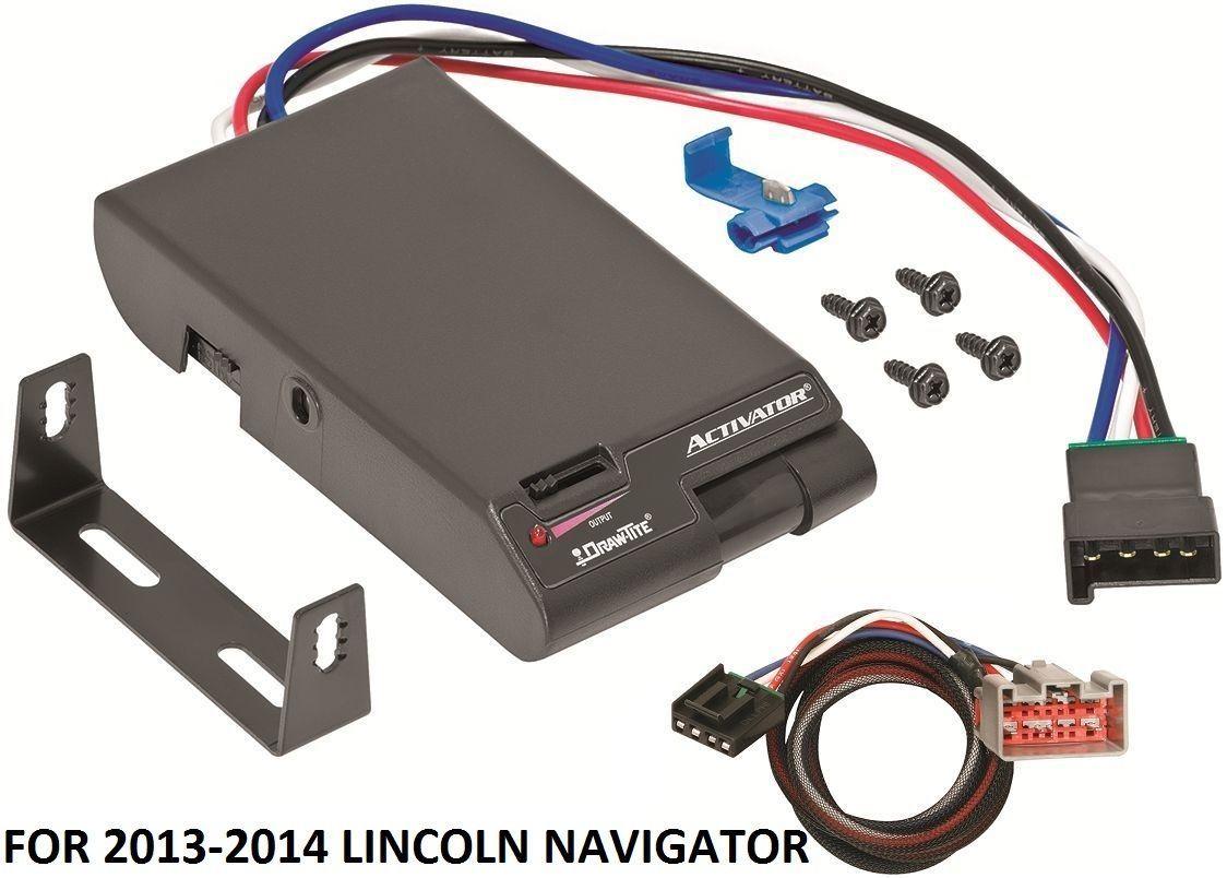 2013 14 lincoln navigator drawtite activator trailer brake. Black Bedroom Furniture Sets. Home Design Ideas