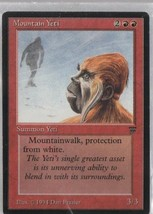 Mountain Yeti - Magic the Gathering - Legends - 1994 - Dan Frazier. - $0.98