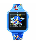 Accutime Sonic The Hedgehog Interactive Kids Watch Blue - $64.98