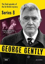 George Gently Series 8 Martin Shaw DVD Eight - $28.49