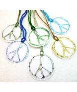 Handmade Peace Tags - Blank 6Pk Variety Colors - Gifts -Craft Packaging ... - $2.25