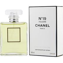 Chanel No.19 Poudre 3.4 Oz Eau De Parfum Spray  image 6