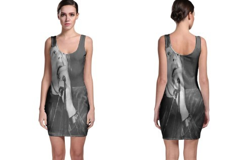 Primary image for The Rock Band Vocalis BODYCON DRESS