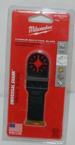 Milwaukee Product Number 48900025 Titanium Multi Tool Blade