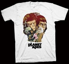 Planet of the Apes T-Shirt Franklin J. Schaffner, Charlton Heston New - $14.99+