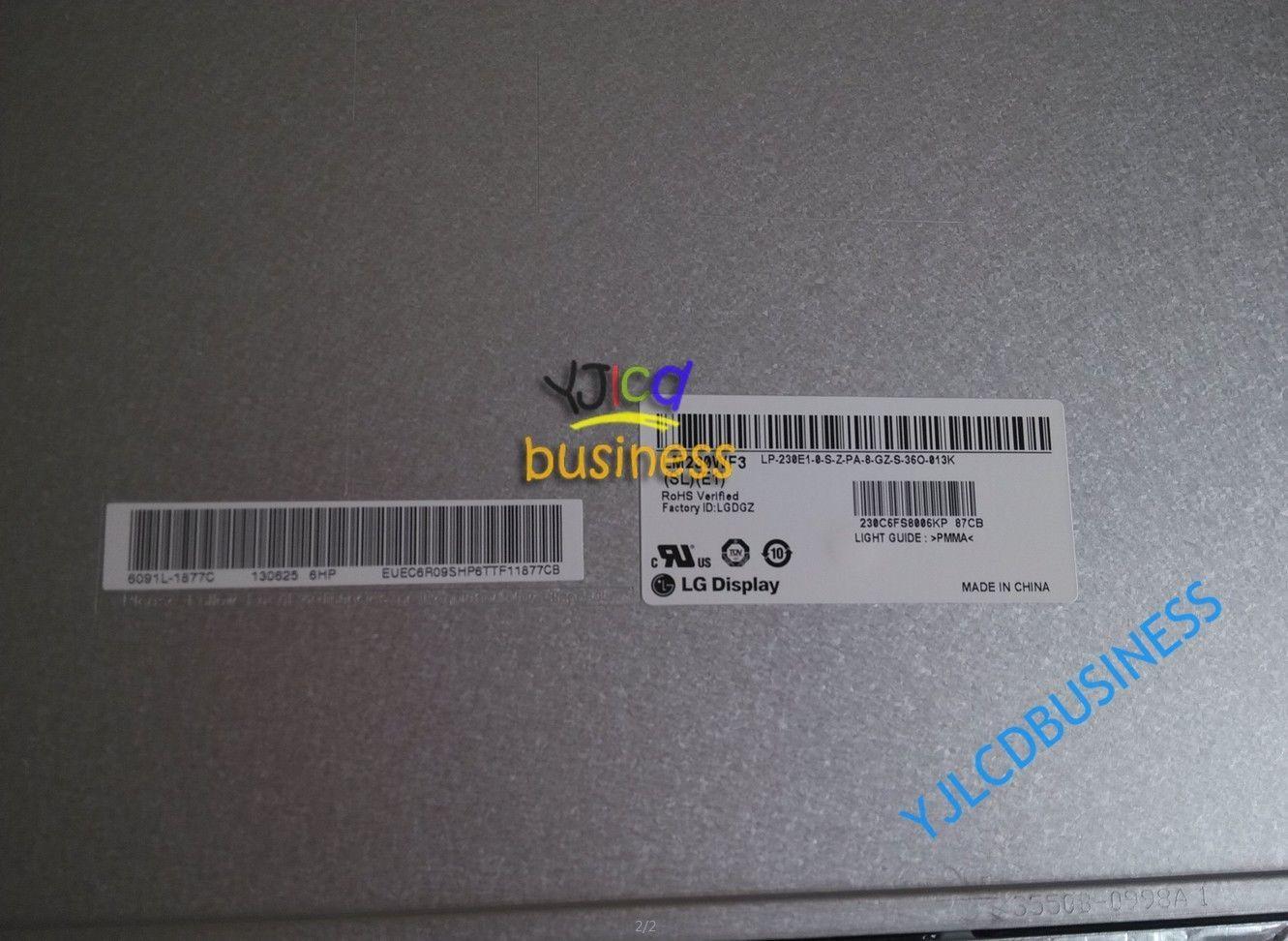 1 Pcs new 23/'/'inch LM230WF3-SLE1 1920*1080 LCD display panel