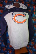 Chicago Bears Hoodie Sweatshirt NFL Team Apparel Large Adult   - $39.99